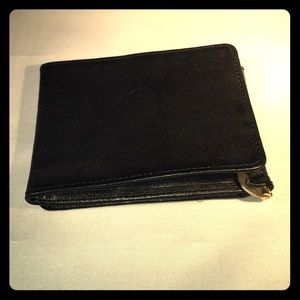 💋 5 for $25! Leather Wallet with Money clip